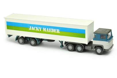 """Cont.-LKW Scania 110 """"Jacky Maeder"""""""