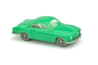 """VW Karmann Ghia, """"glasiges"""" gruen"""