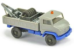 Unimog S Werkstattwagen dsilbergrau