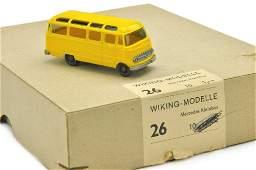 Haendlerkarton mit 1x MB L 319 Kleinbus