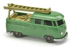 VW T1 Montagewagen diamantgruen