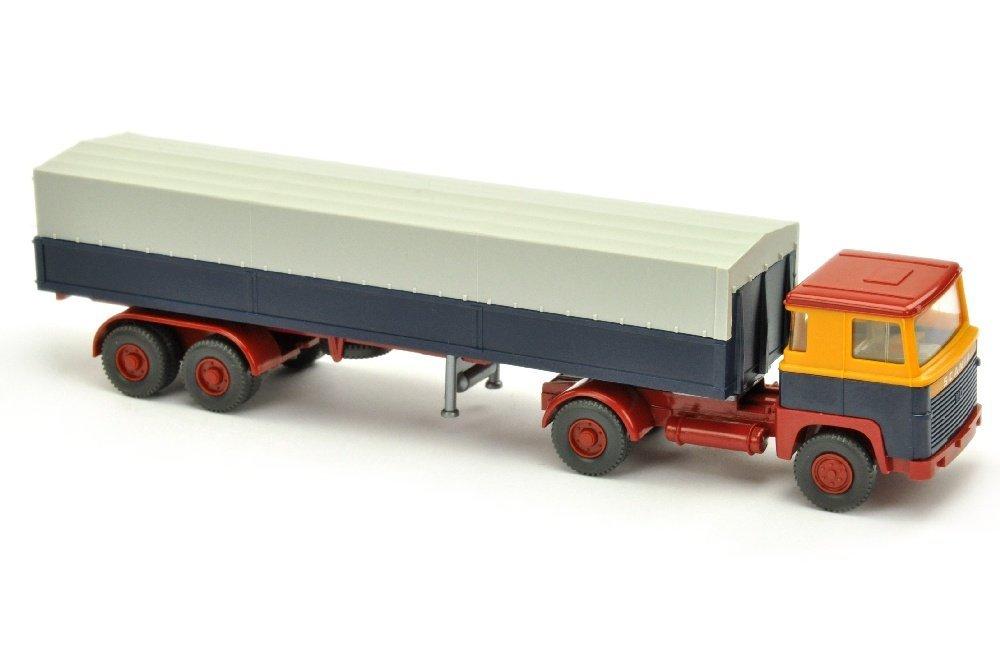 Pritschen-SZ Scania 110 (ohne Querbretter)