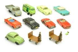 SIKU Konvolut 11 Modelle der 60er Jahre 2Wahl