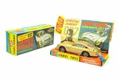 Dinky Toys - (261) James Bond Aston Martin (Ork)