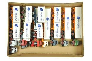 Konvolut 10 MB 2632-Hapag-Lloyd-Container-LKW