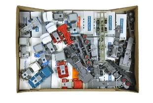 Konvolut 51 Bauteile fuer Hapag-Lloyd-LKW