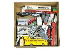 Konvolut 33 Modelle der 60er/90er Jahre