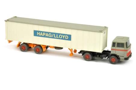 Hapag-Lloyd/2MM - MB 1620, betongrau