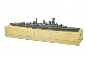 Britisches Schlachtschiff Hood (im Ork)