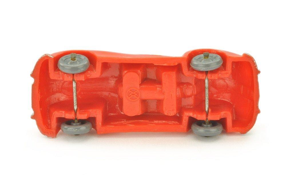 Sportviersitzer, orangerot - 3