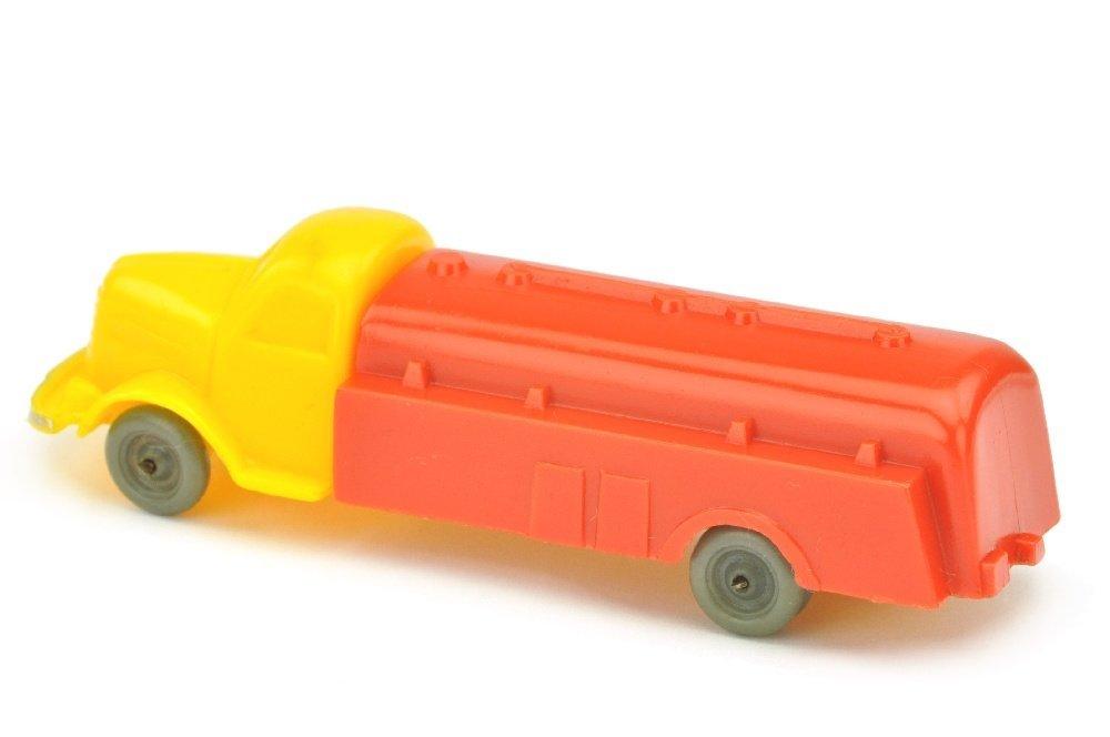 Tankwagen Dodge, gelb/orangerot - 2