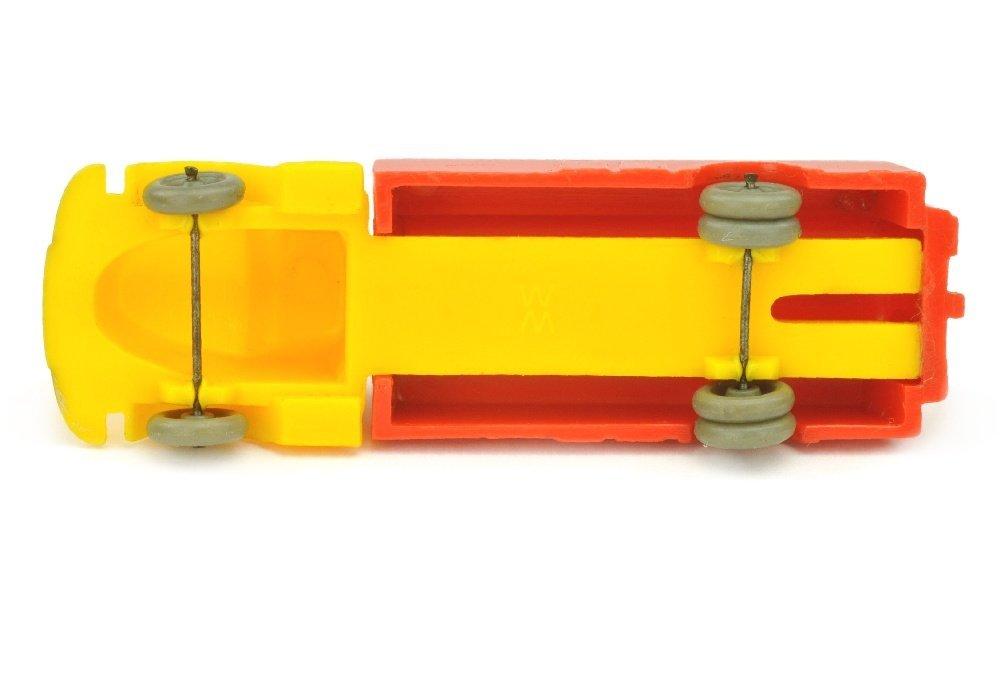Tankwagen Dodge, gelb/orangerot - 3