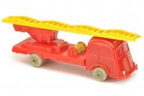 Leiterwagen Fiat, Rot (leiter Gelb)