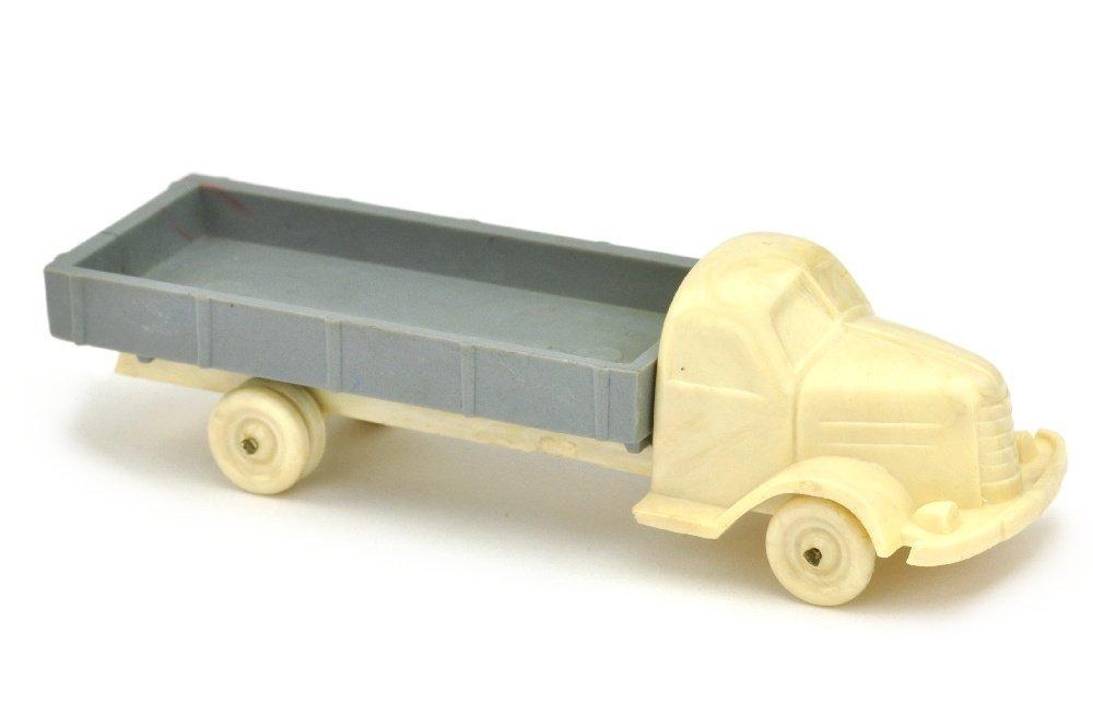 Dodge Pritsche, cremeweiss/staubgrau
