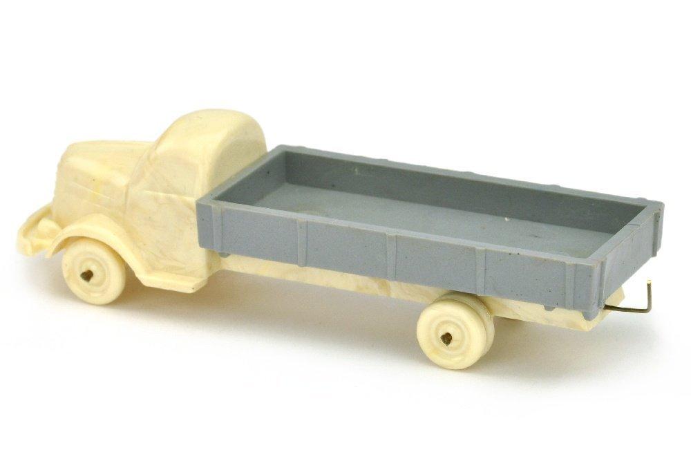 Dodge Pritsche, cremeweiss/staubgrau - 2