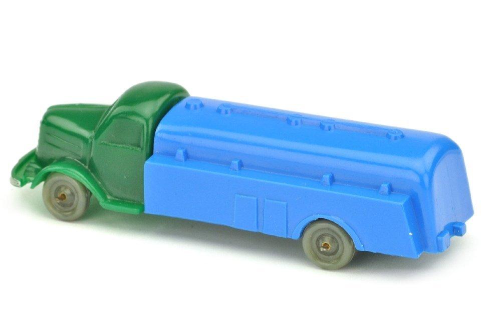 Tankwagen Dodge, dunkelgruen/himmelblau - 2