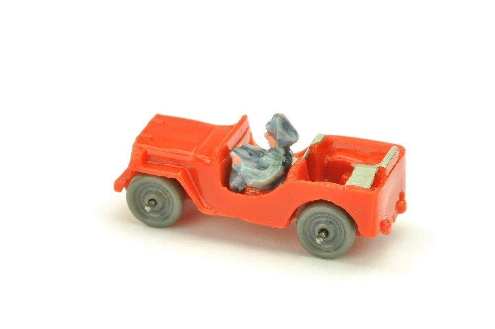 Jeep (Typ 2), orangerot - 2