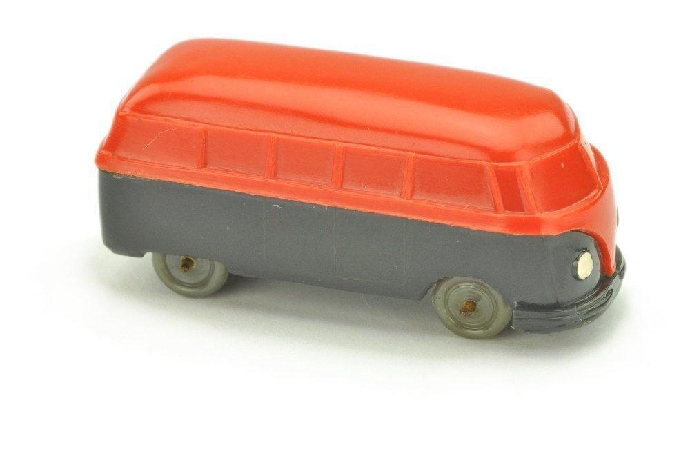 VW T1 Kasten (Typ 2), orangerot/anthrazit
