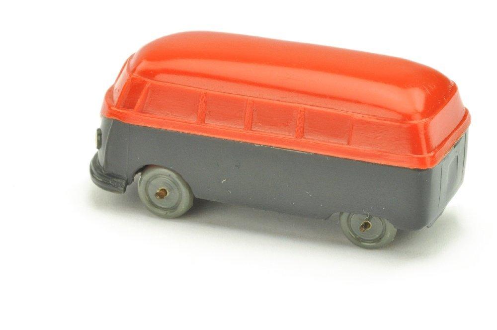 VW T1 Kasten (Typ 2), orangerot/anthrazit - 2