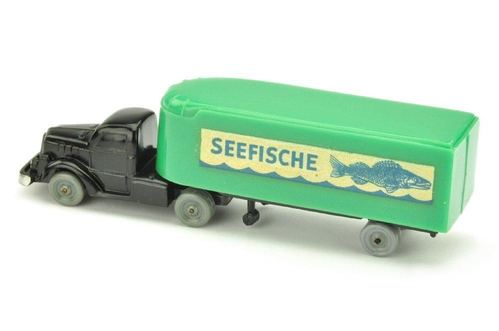 Sattelzug White (Typ 1) Seefische, gruen - 2
