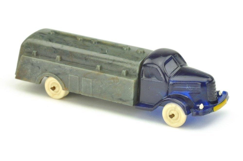 Tankwagen Dodge, d'-nachtblau/misch-bunt