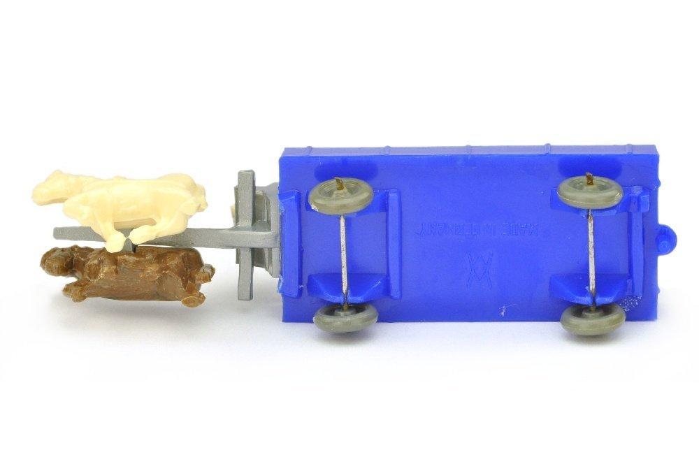 Pferdewagen (Typ 2), dunkles ultramarin - 3