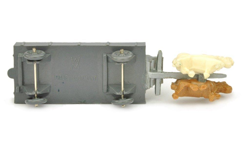 Pferdewagen (Typ 2), basaltgrau - 3