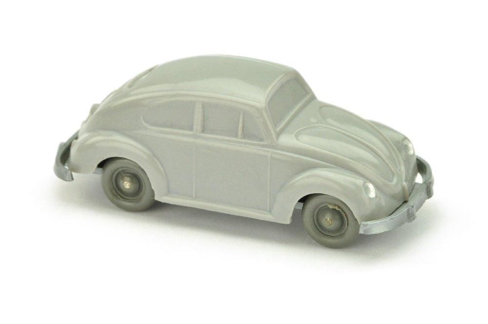 VW Kaefer (Typ 4), d'-silbergrau