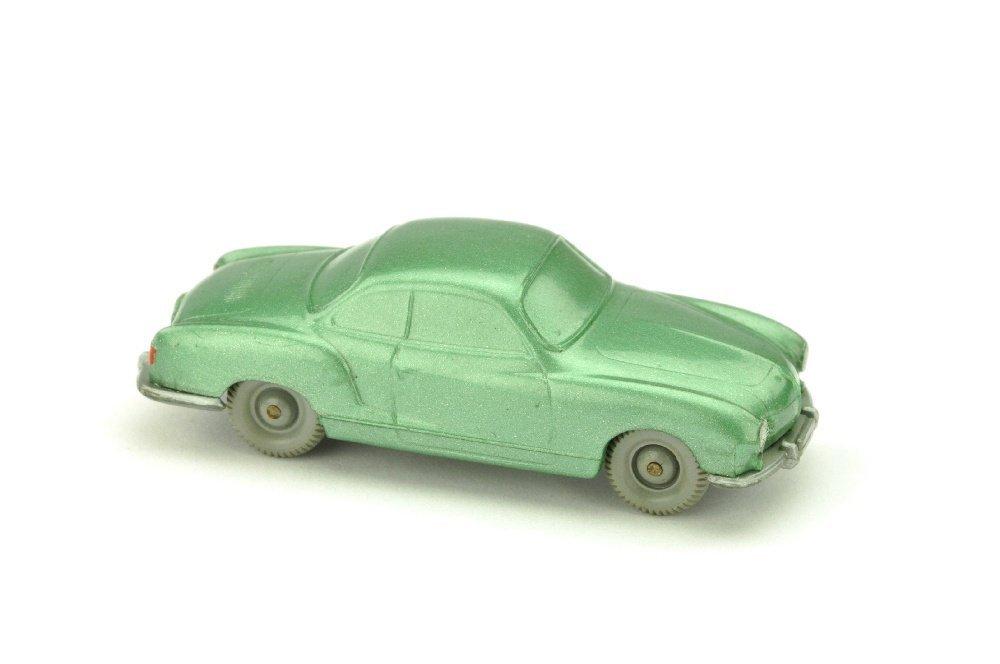 VW Karmann Ghia, gruenmetallic