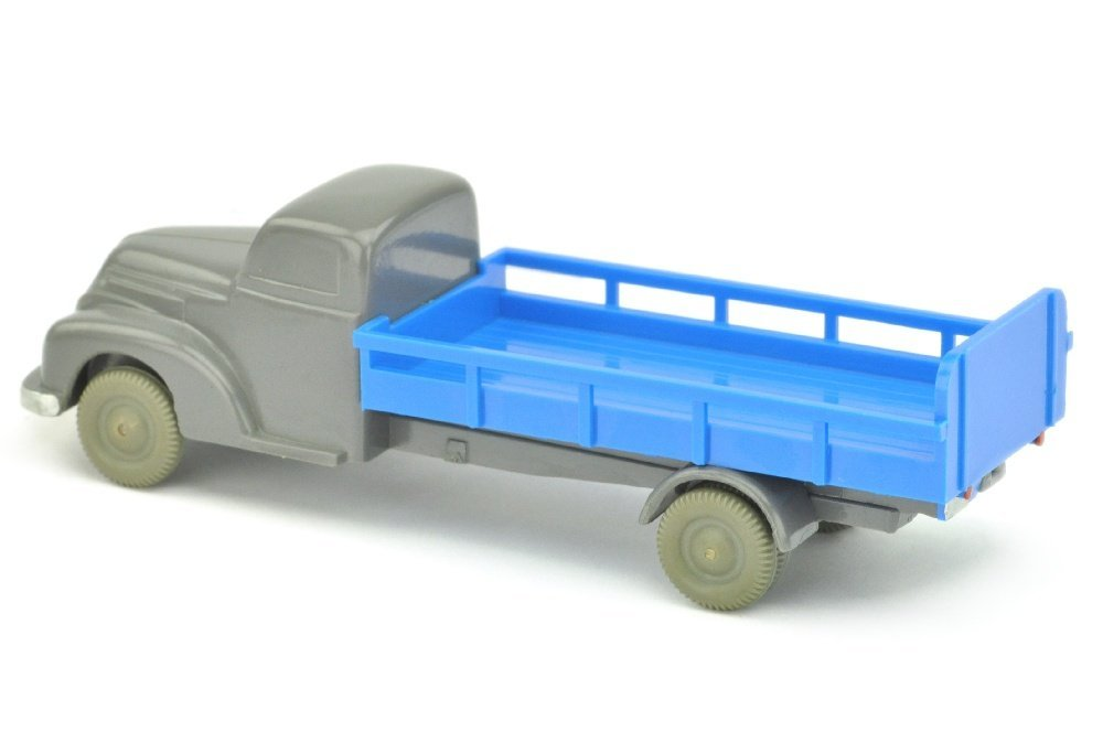 Milchwagen Ford, basaltgrau/himmelblau - 2