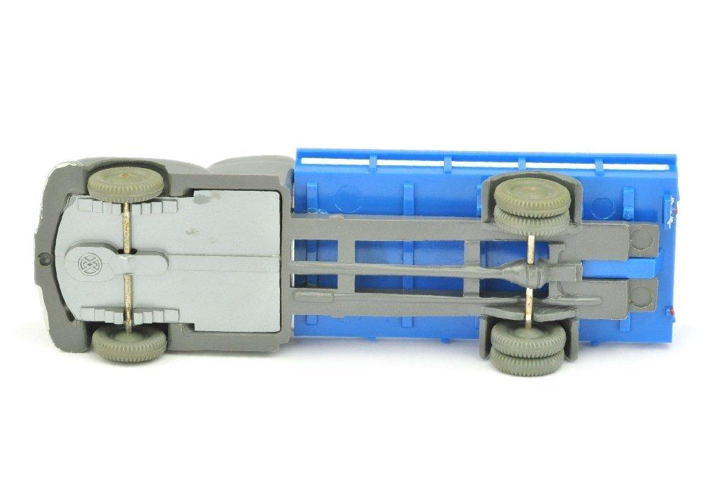 Milchwagen Ford, basaltgrau/himmelblau - 3
