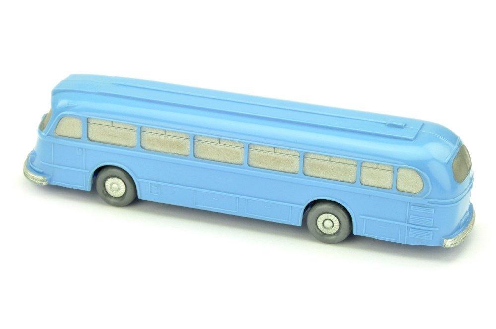 Omnibus Mercedes O 6600, lilablau - 2