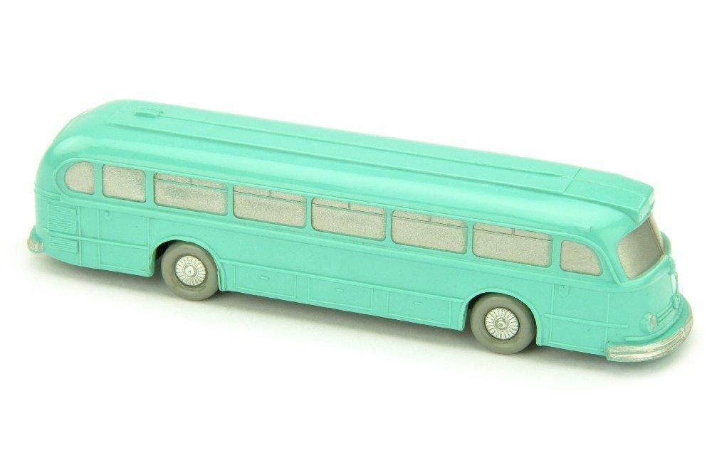 Omnibus Mercedes O 6600, tuerkis