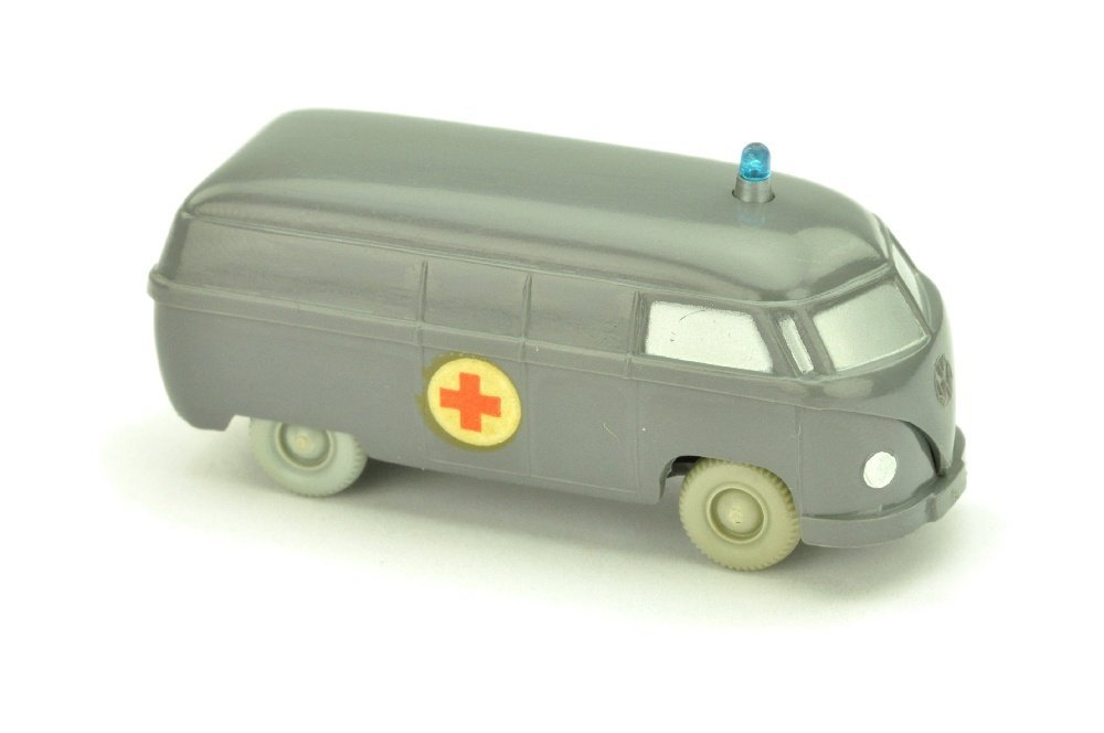 Krankenwagen VW Kasten (Typ 4), basaltgrau