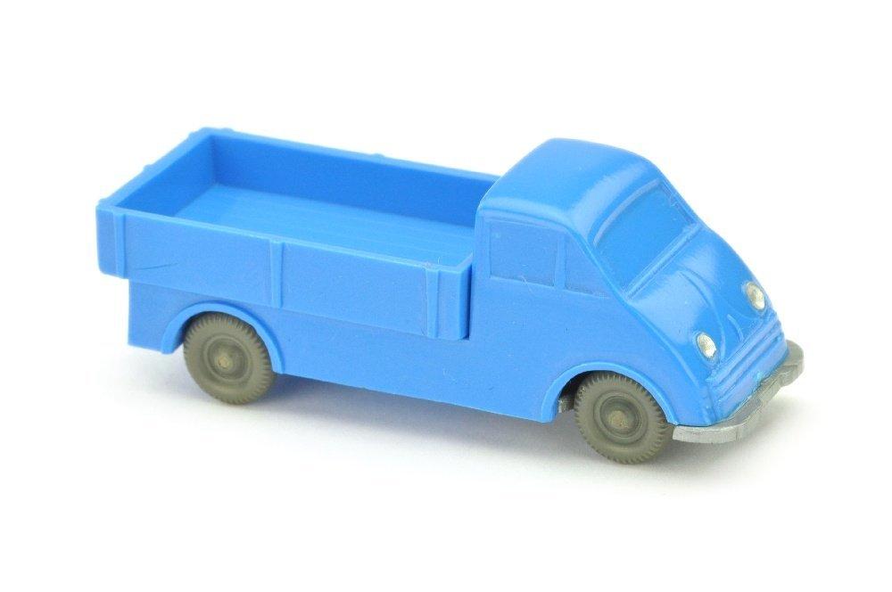 DKW Schnelllaster, signalblau