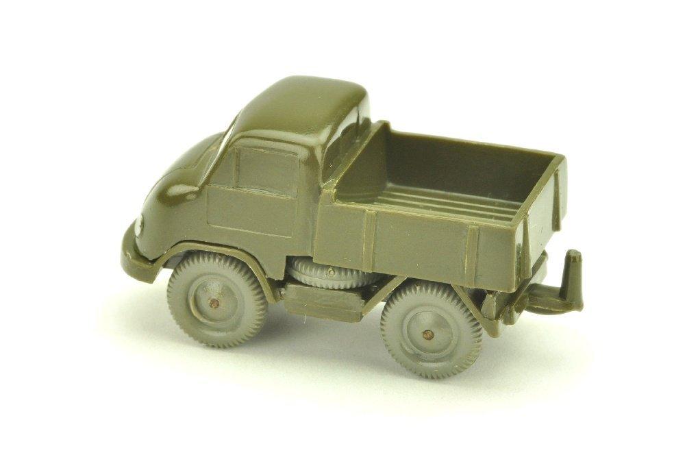Unimog 401, olivgruen - 2