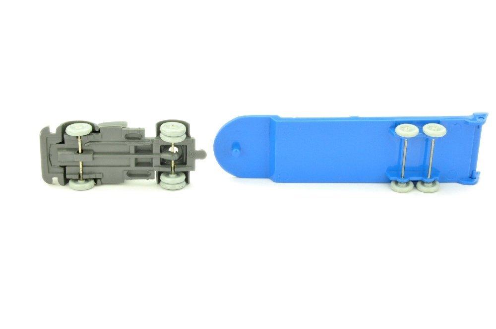 Tieflader White (Typ 2), d'-basaltgrau/himmelblau - 3
