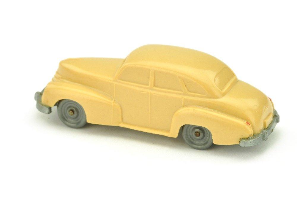 Opel Kapitaen 1951, beige - 2