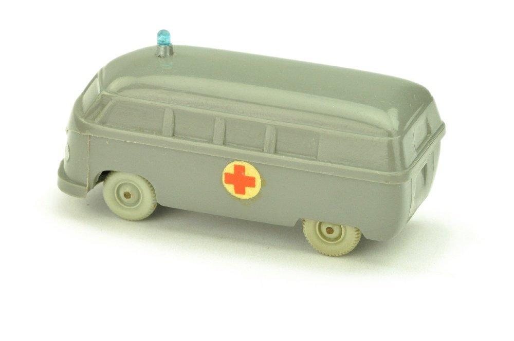 Krankenwagen VW Bus (Typ 4), betongrau - 2