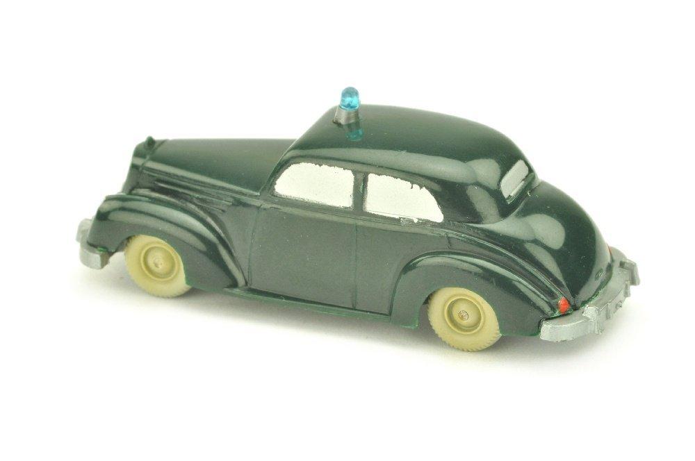 Polizeiwagen Mercedes 220 (gesilbert) - 2