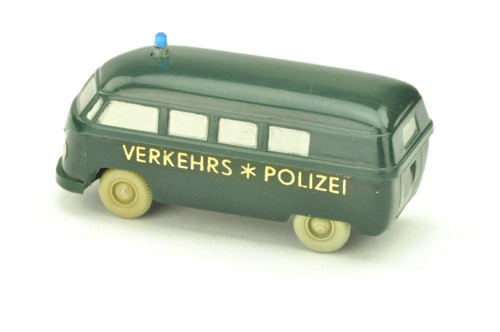 Polizeiwagen VW Bus (gesilbert) - 2