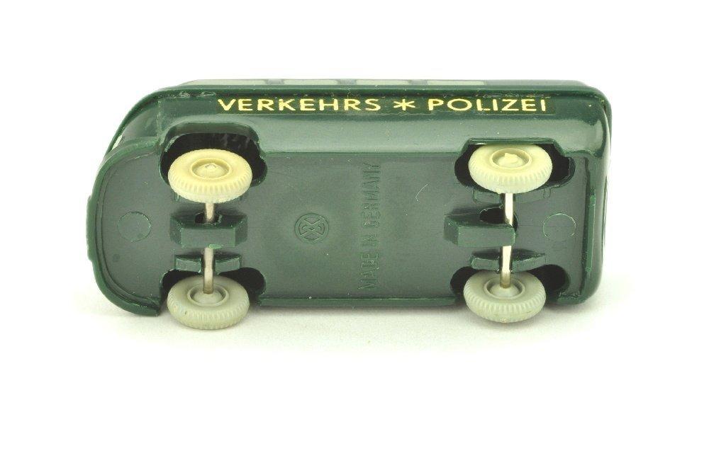 Polizeiwagen VW Bus (gesilbert) - 3