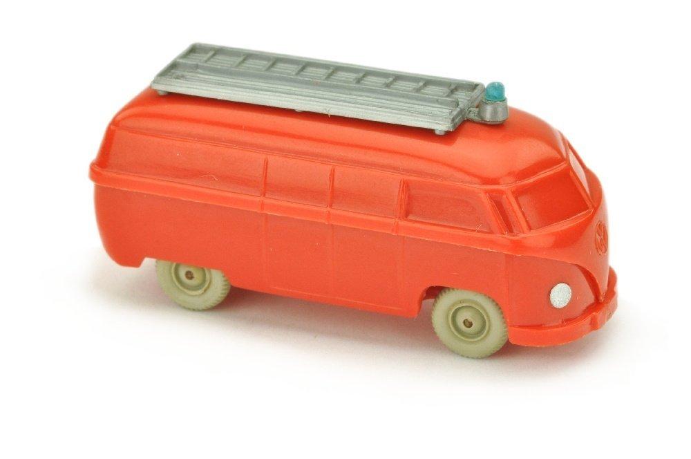 Feuerwehr VW Kasten mit Aufbau