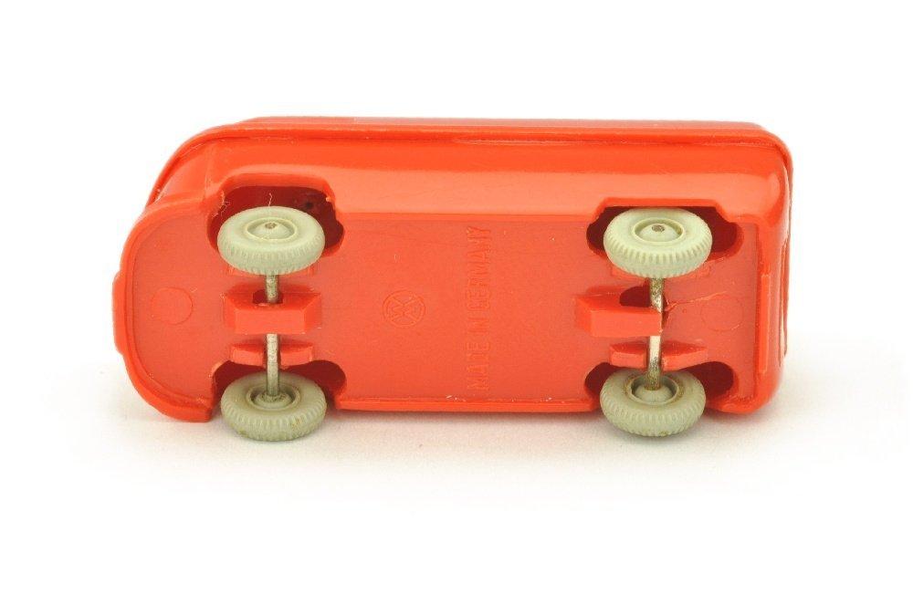 Feuerwehr VW Kasten mit Aufbau - 3