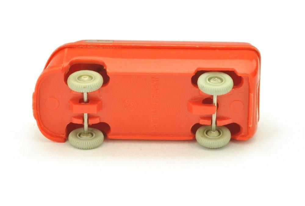 Feuerwehr VW Kasten (mit Aufbau, gesilbert) - 3