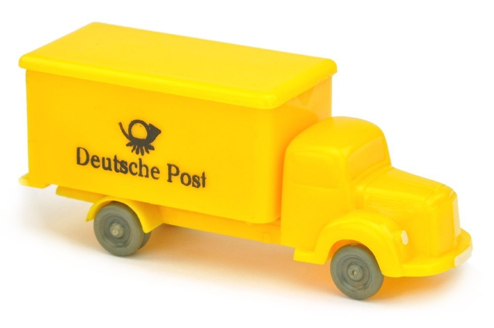 Postwagen MB 3500 Deutsche Post