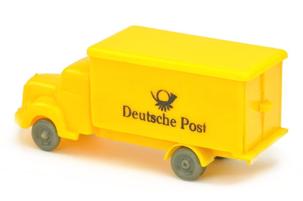 Postwagen MB 3500 Deutsche Post - 2
