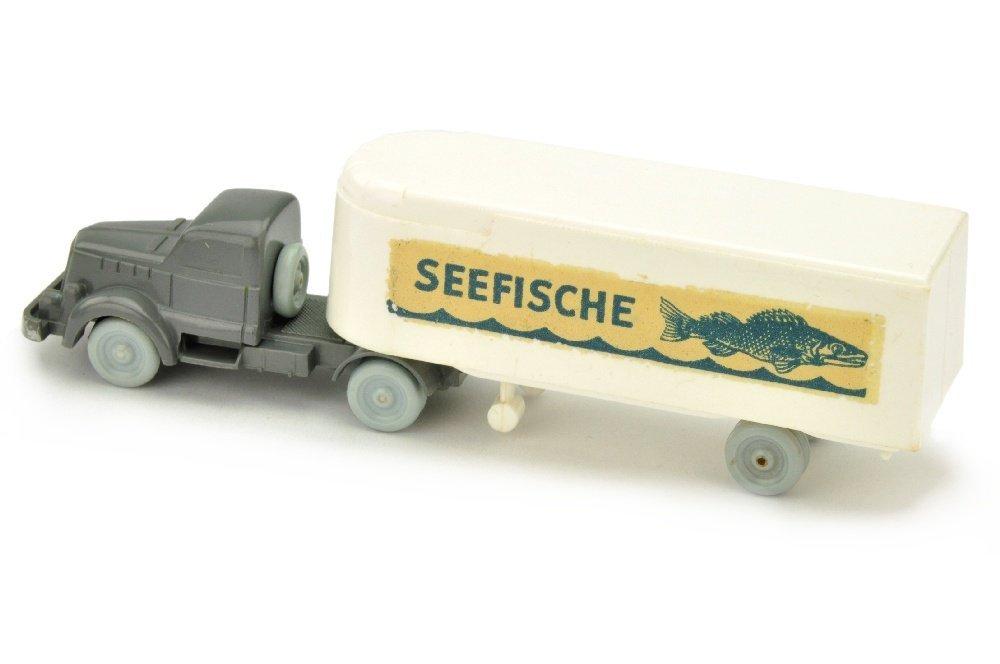 Sattelzug White (Typ 2) Seefische (Abziehbild) - 2