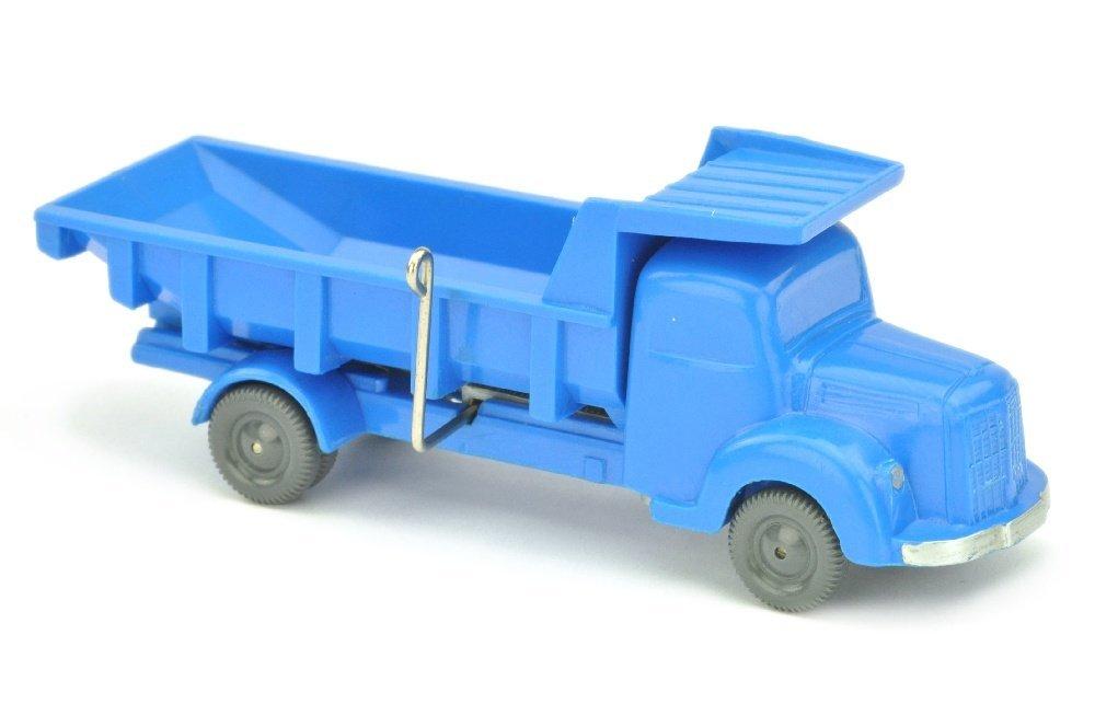 Muldenkipper MB 3500, himmelblau