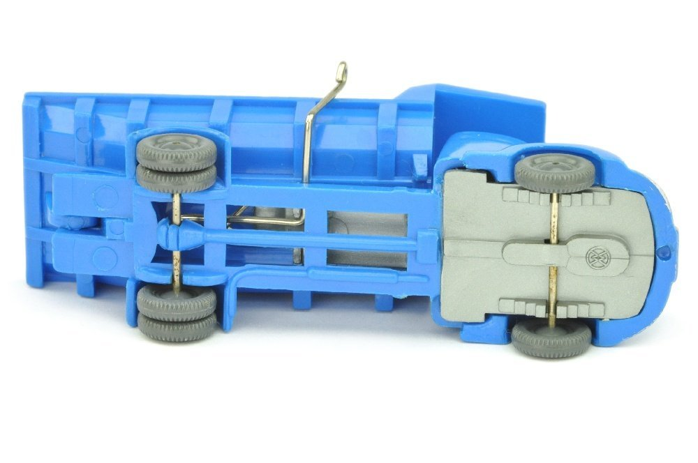 Muldenkipper MB 3500, himmelblau - 3